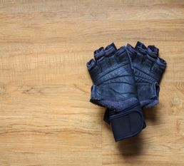 running gloves factory sample