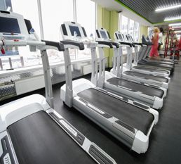 motorized treadmills manufacturer