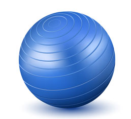 yoga ball manufacturer sample