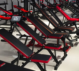 fitness bench manufacturer