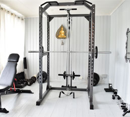 Home Gym Manufacturer