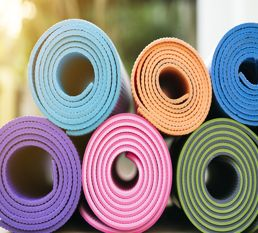 exercise mats manufacturer sample