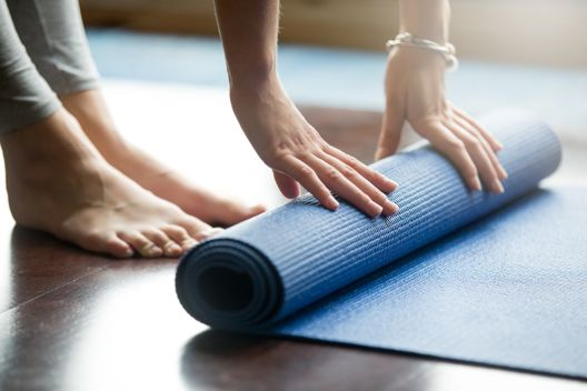 pilates mat manufacturer sample