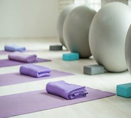 yoga mats factory sample